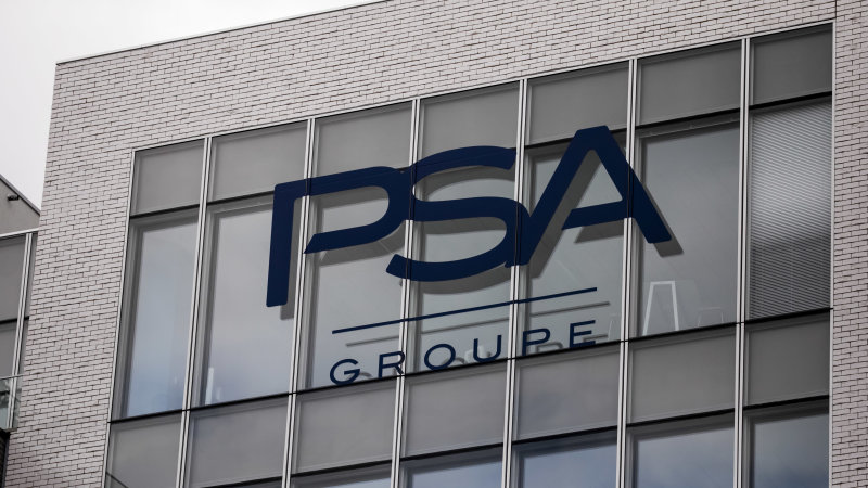 PSA sales slide over first half of 2019