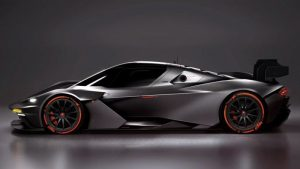 KTM X-Bow GTX revealed and ready for racing
